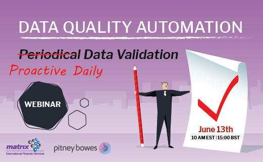 Data Quality Automation
